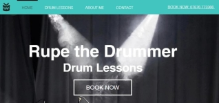 www.rupethedrummer.co.uk